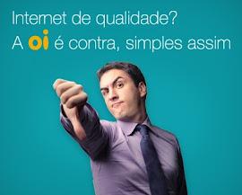oi x internet de qualidade
