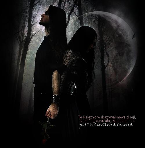 """""""To księżyc wskazywał nowe drogi, a słońce porażało, zmuszało do poszukiwania cienia"""""""