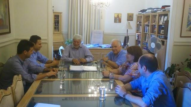 Πέτρος Τατούλης: Οδηγός για τη χώρα το πρόγραμμα επανεκκίνησης του σιδηροδρόμου στην Πελοπόννησο