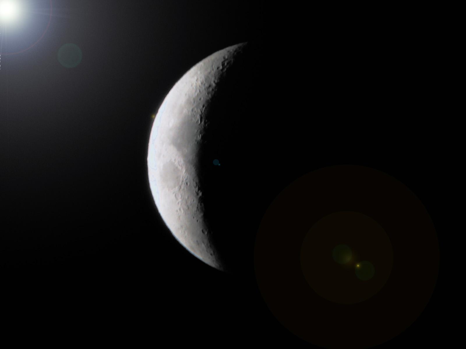 Agujeros negros cuentos de luna tonta 1 luna con Cuando hay luna creciente