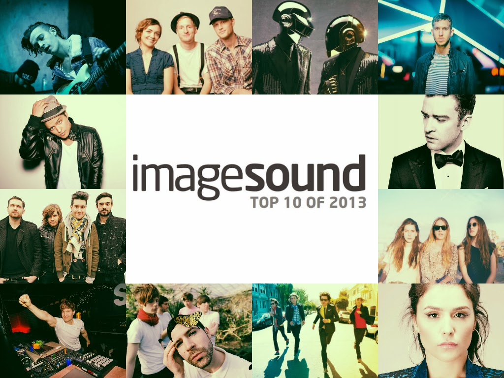 Imagesound Top 10 of 2013