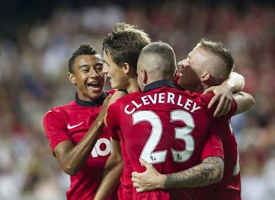 Januzaj_Lingard_Cleverley_Buttner_Manchester_United_Tour_2013