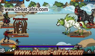 Cheat Recruit NPC Cheat-Afrix New 100% Working NInja Saga