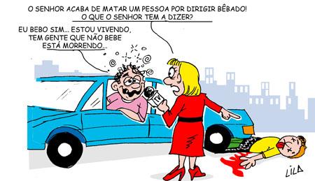 Stf dirigir embriagado