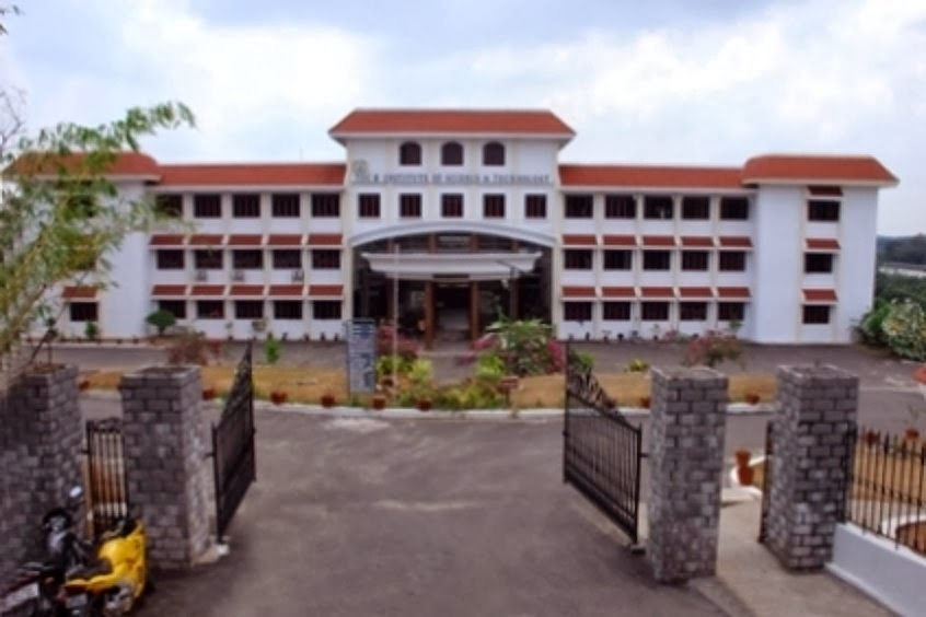 All Kerala Tour - Toc H Institute of Science and Technology