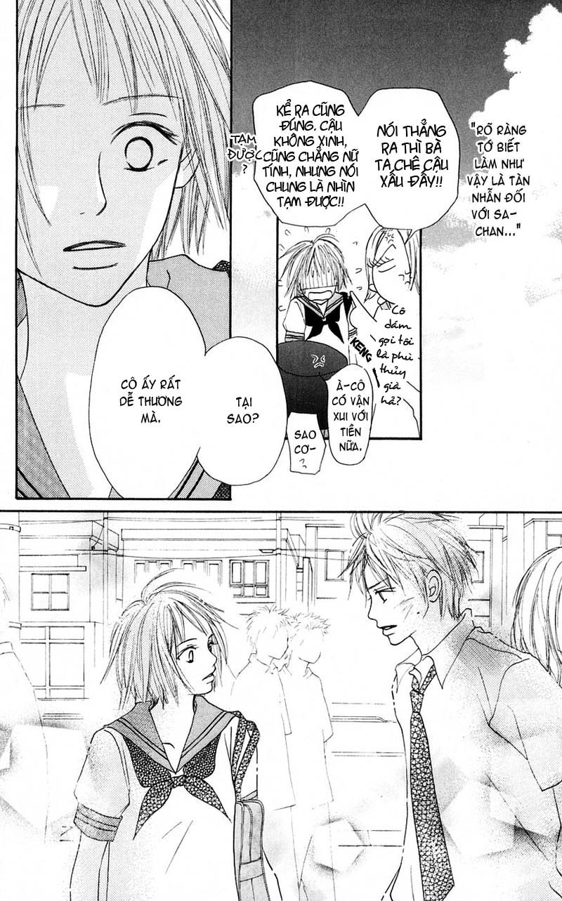 TruyenHay.Com - Ảnh 35 - Crazy for You Chap 23