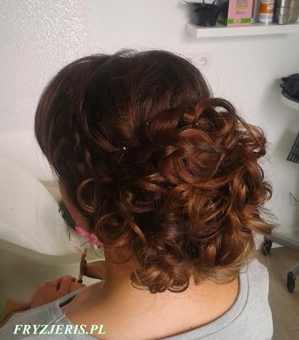 fryzura ślubna 94