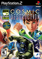 Cheat Lengkap Ben 10 Ultimate Alien: Cosmic Destruction PS2 Lengkap