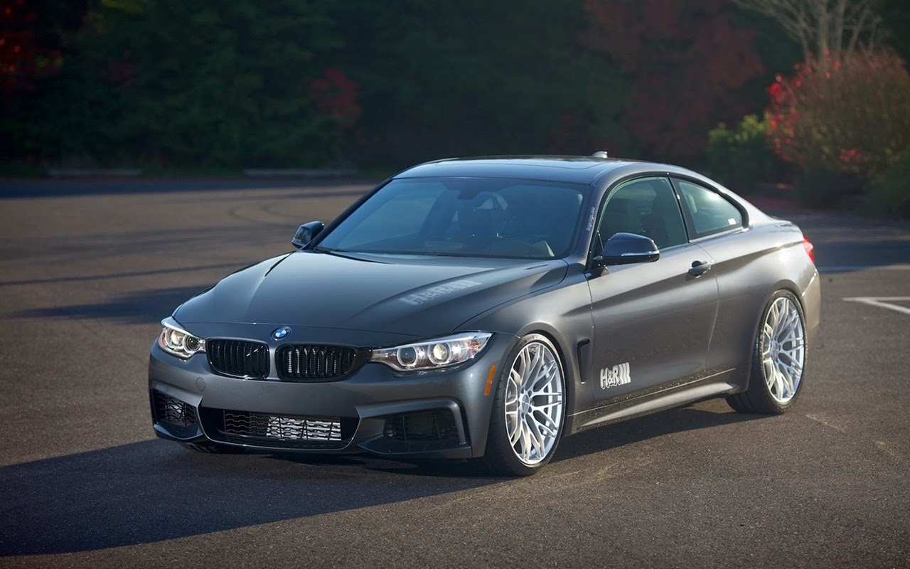 2014 H Amp R Springs Bmw 428i M Sport Coupe