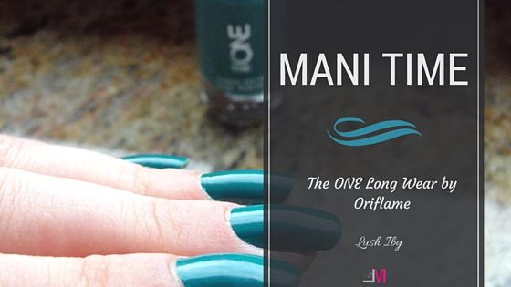 mani time nail polish oriflame