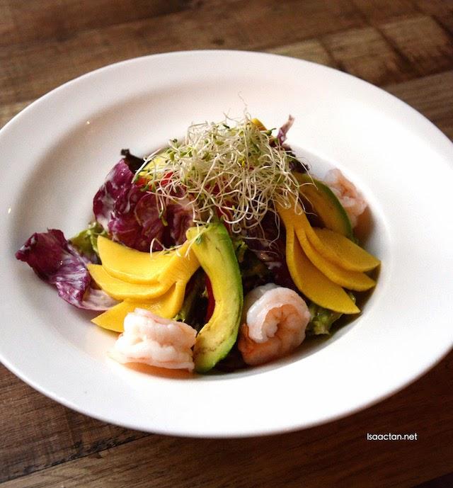 Mango Prawn Salad - RM23
