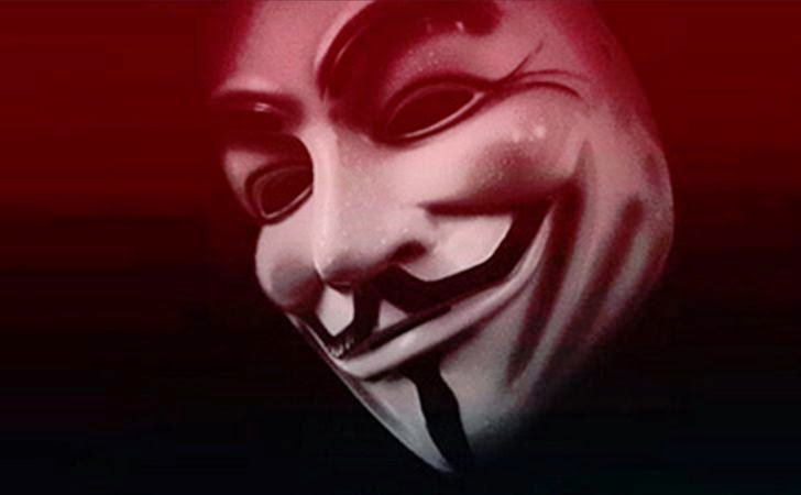 Anonymous Group Takes Down Mossad's Website Over Gaza Conflict
