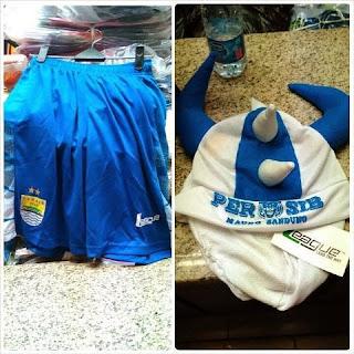 gambar celana bola terbaru Persib bandung home musim depan 2015/2016 kualitas grade ori made in thailands