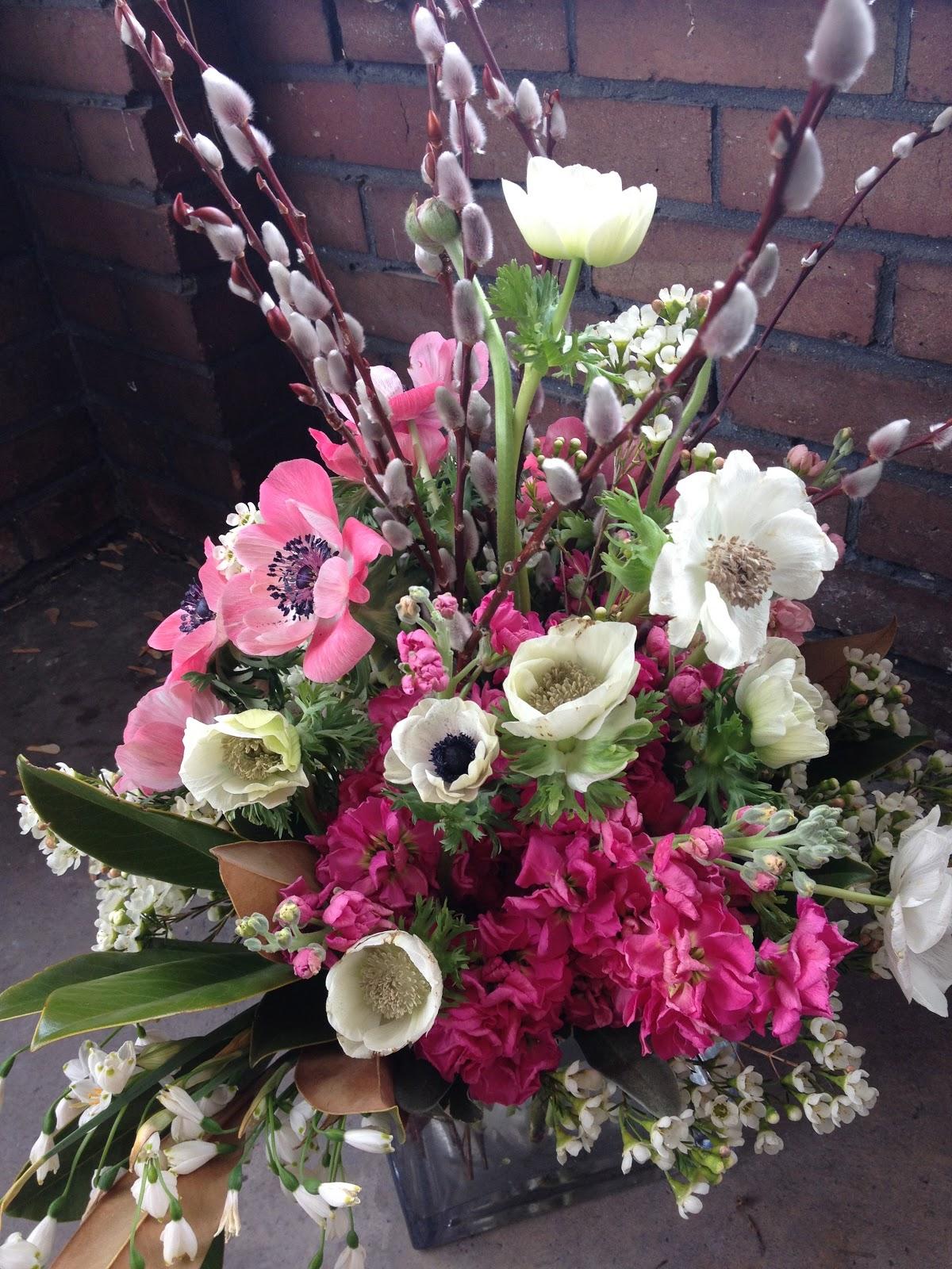 Birthday flowers for Mom