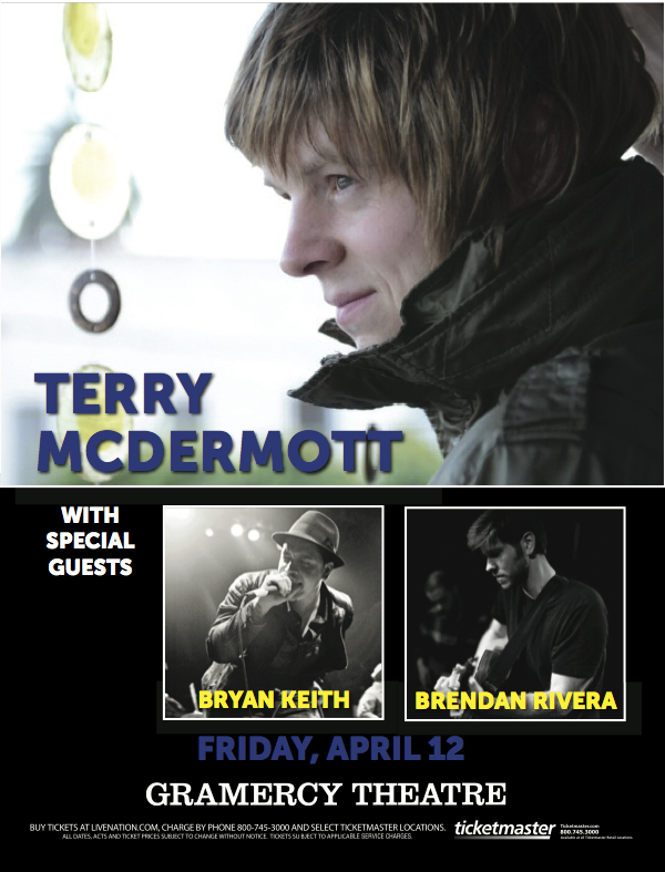 Terry McDermott At Gramercy Theatre