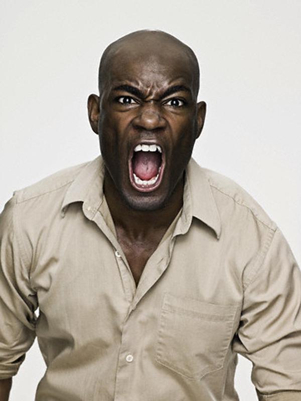 Angry Black Man - TV Tropes