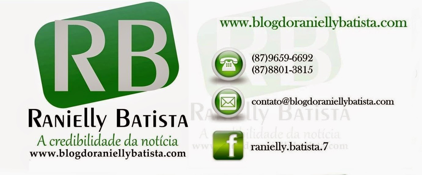 BLOG DO RANIELLY BATISTA