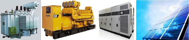 Power Sources Equipment