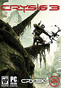 Crysis 3 cover art