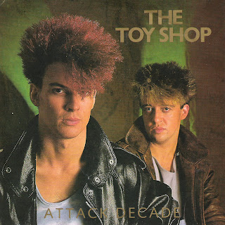 The Toy Shop - Attack Decade (1983)