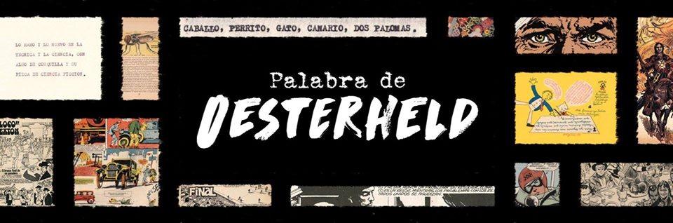 Muestra-Homenaje a HG Oesterheld en la Biblioteca Nacional de la República Argentina Agüero 2502