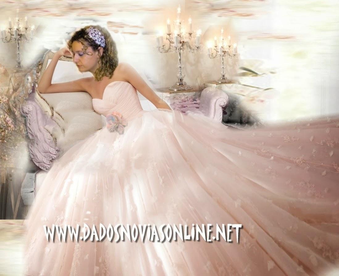 Lázaro vestido de novia Sorbete