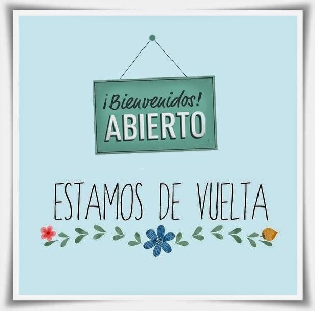 Tapiceria Carrasco Asturias, Vuelta de Vacaciones