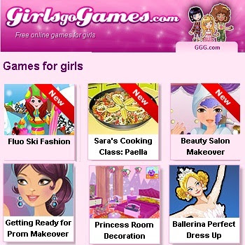 Ggg.com: Girls Go Games- Online Flash Games for Girls