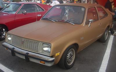 Acadian, Pontiac, 1986, sous-compacte