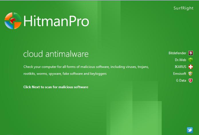 HitmanPro 3.7.9 Build 224 (32-bit) Free Download