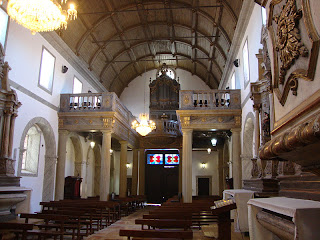 Sitio da Nazare Church Balcony photo - Leiria