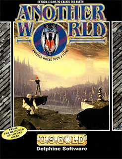 Another World pc game cover