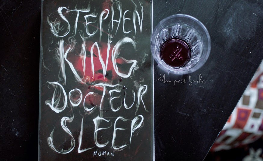 "Photo du livre ""Docteur Sleep"" de Stephen King"