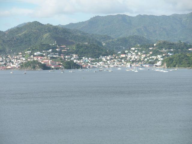 Carenage inner harbour Grenada