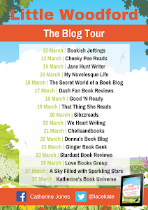 Blog Tour - Little Woodford