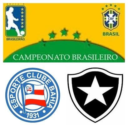 6d1411d90d Brasileirão 2011  Bahia 1x1 Botafogo - Ficha do jogo - Blog Jogos do Bahia