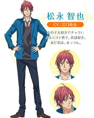 Nijiiro Days (Rainbow Days) Rainbow%2BDays%2BTomoya%2BMatsunaga