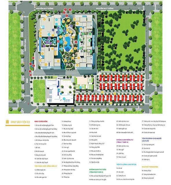 Tiện ích căn hộ Imperia Garden