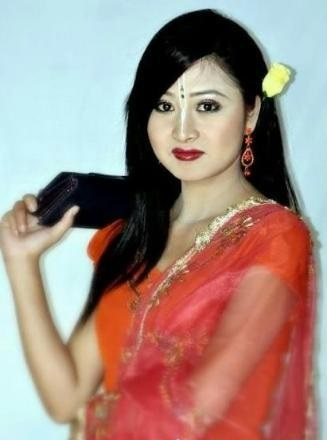 Manipuri Actress Photo Gallery: Momoco and Sonia
