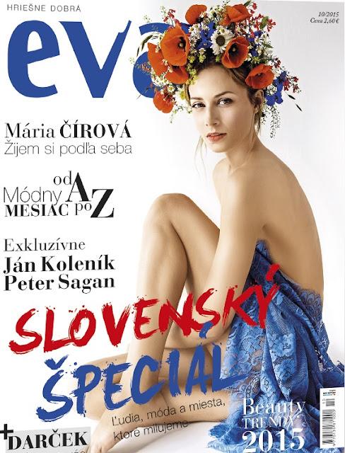 Press-  EMMA, Eva október/ October 2015