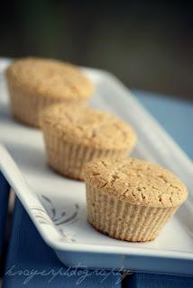 Moist Vanilla Yogurt Muffins