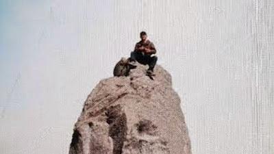 Foto Terakhir Sebelum Eri Yunanto Mahasiswa Yogya Jatuh Ke Kawah Merapi