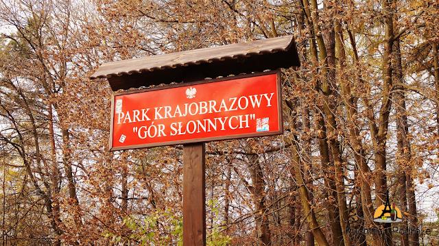 Park Krajobrazowy Gór Słonnych