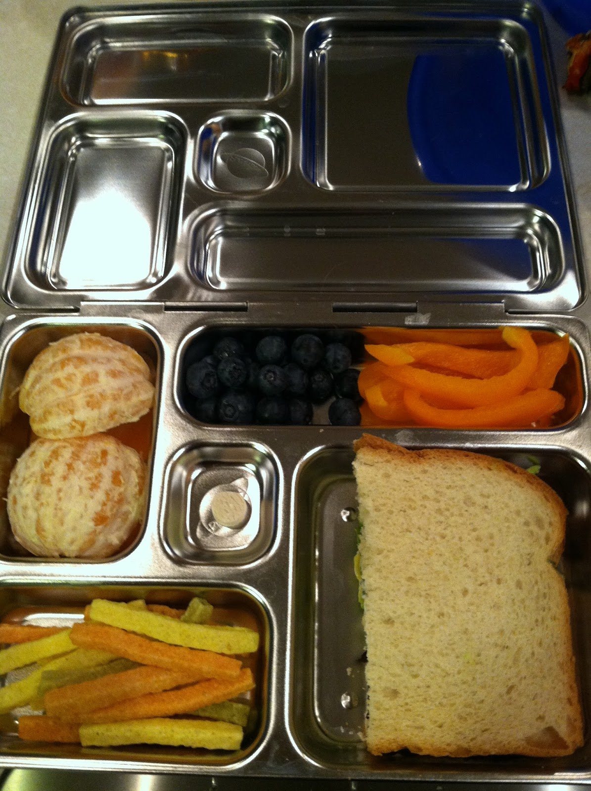 vegan and so forth: Back to School