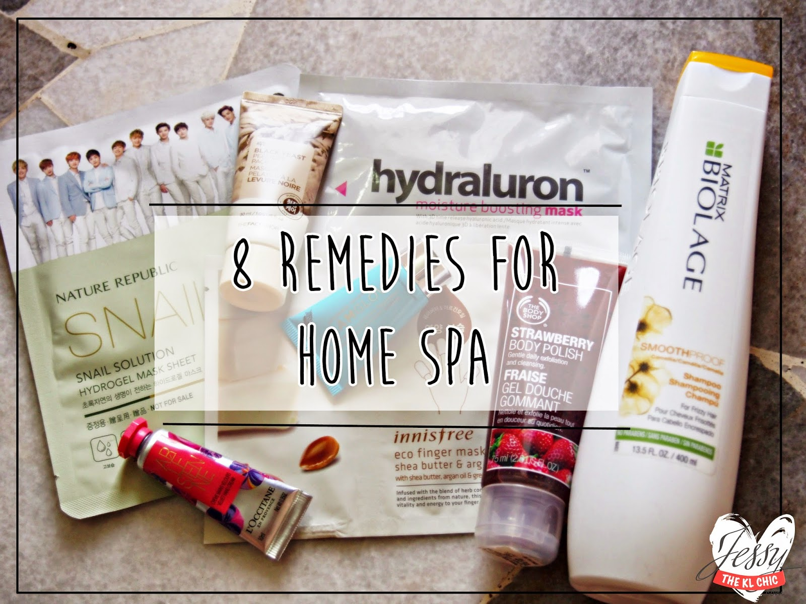 Beauty: 8 Remedies For Home Spa