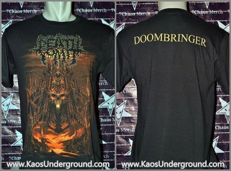 band death vomit kaosunderground.com 7chaos merch merchon