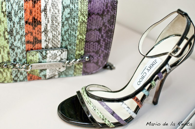 Jimmy Choo Sordid Earth collection