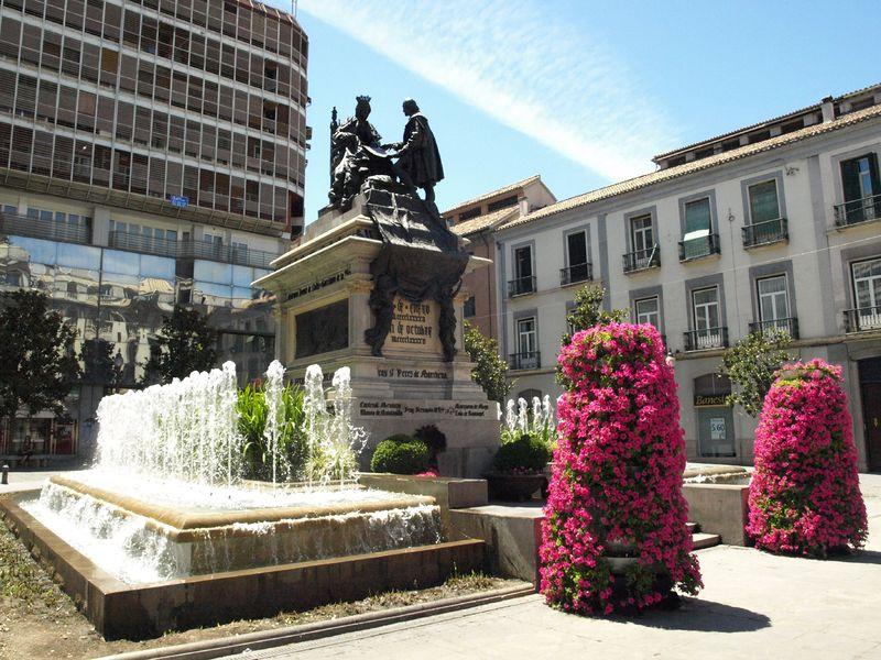 Granada en el alma for Calle jardin de la reina granada
