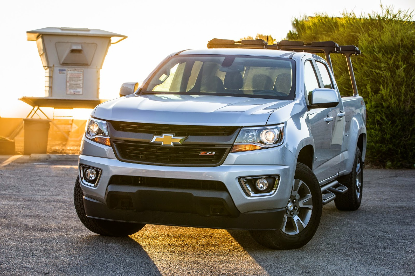 2015 MOTOR TREND Truck of the Year: Chevrolet Colorado