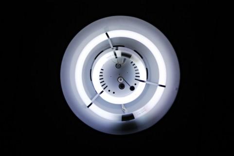 部屋の電気